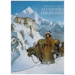 Leven met Alexandra David-Neel HC 01