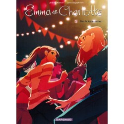 Emma en Charlotte 05 Een te korte zomer
