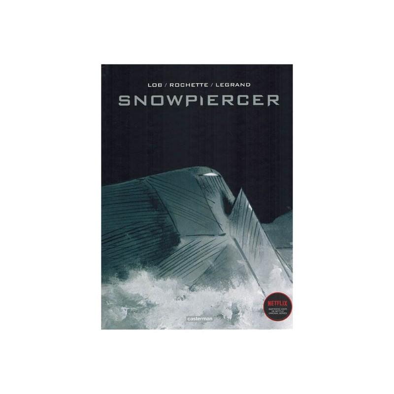 Snowpiercer integrale HC De Ijstrein + De oversteek