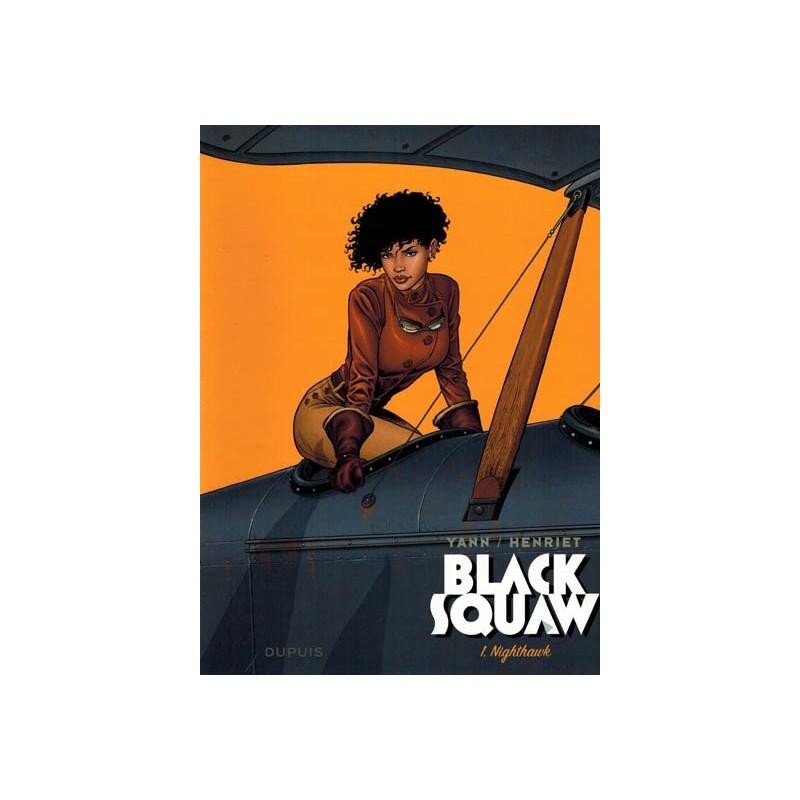 Black squaw 01 Nighthawk