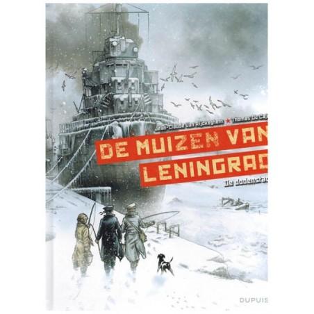Muizen van Leningrad HC 02 De dodenstad