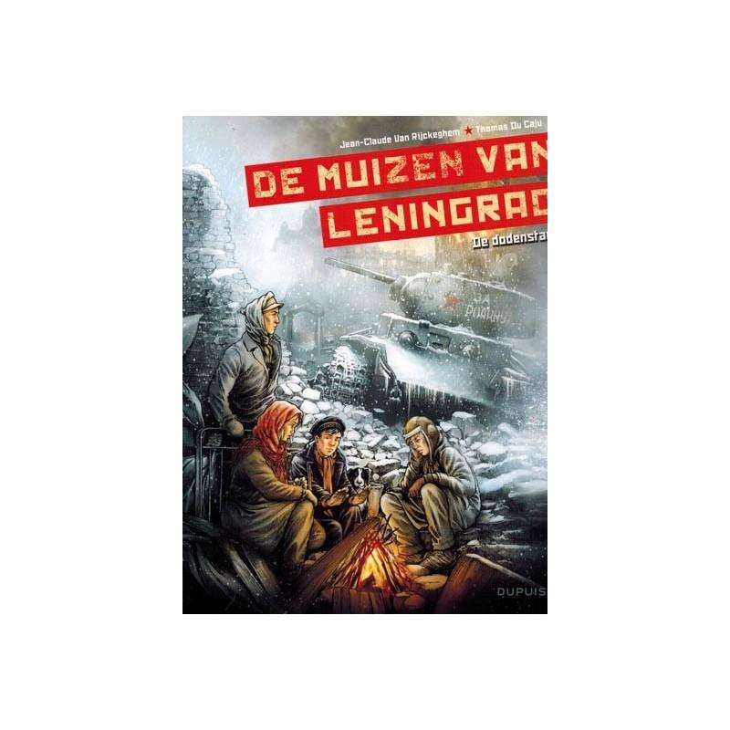 Muizen van Leningrad 02 De dodenstad