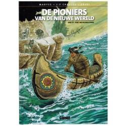 Pioniers van de Nieuwe Wereld HC  21 Fort Michilimackinac