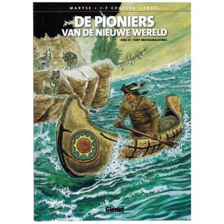 Pioniers van de Nieuwe Wereld  21 HC Fort Michilimackinac