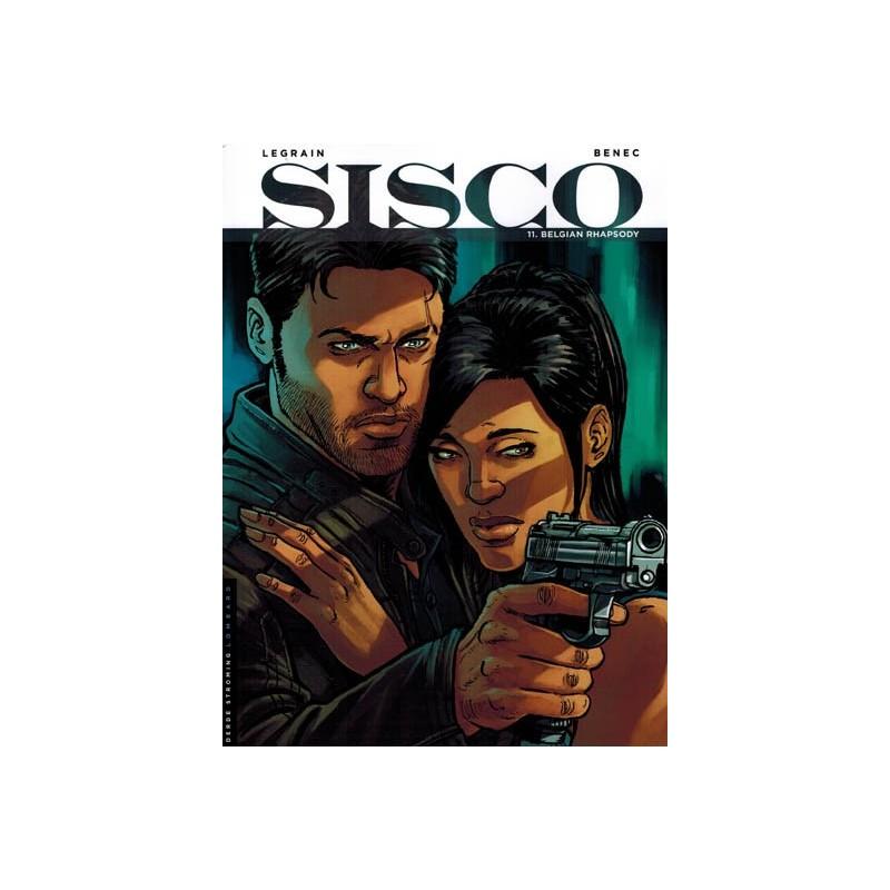 Sisco 11 Belgian rhapsody