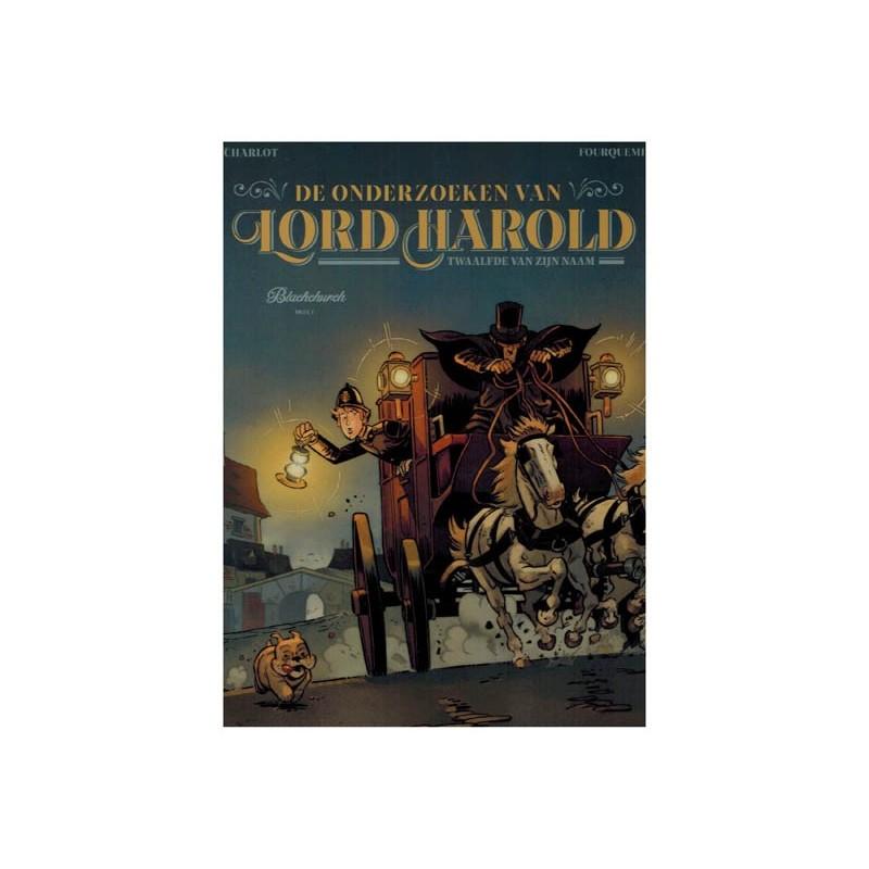 De onderzoeken van Lord Harold Twaalfde van zijn naam HC 01 Blackchurch