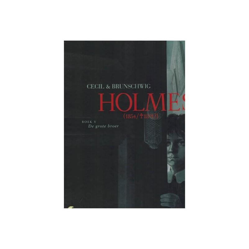 Holmes 1854/1891? HC 05 De grote broer
