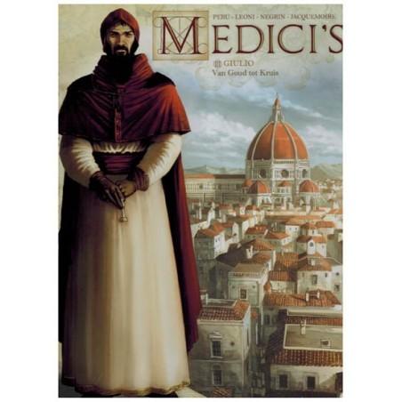 Medici's 03 Giulio Van goud tot kruis