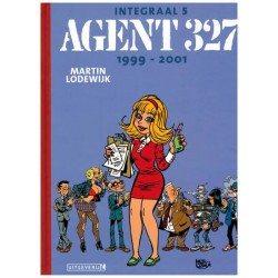 Agent 327   integraal HC 05 1999-2001