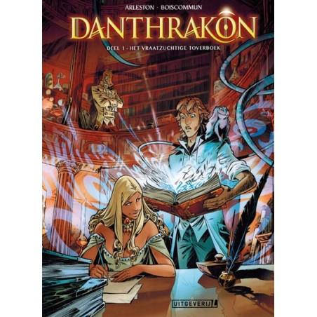 Danthrakon HC 01 Het vraatzuchtige toverboek