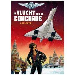 Gilles Durance 03 De vlucht van der Concorde