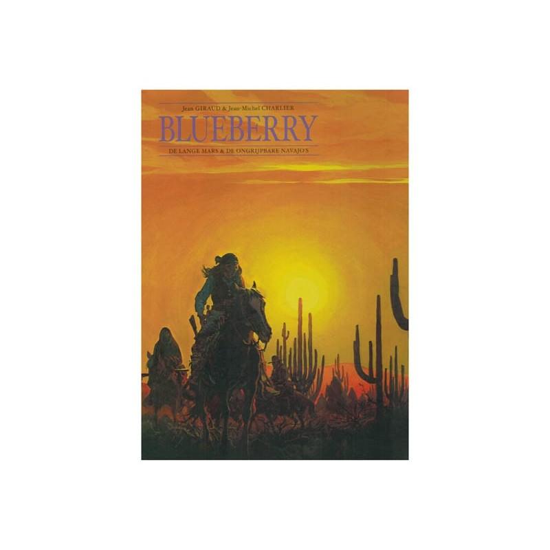 Blueberry  Luxe 10 HC De lange mars & De ongrijpbare Navajo's