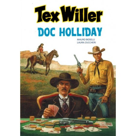 Tex Willer  Annual 13 Doc Holliday
