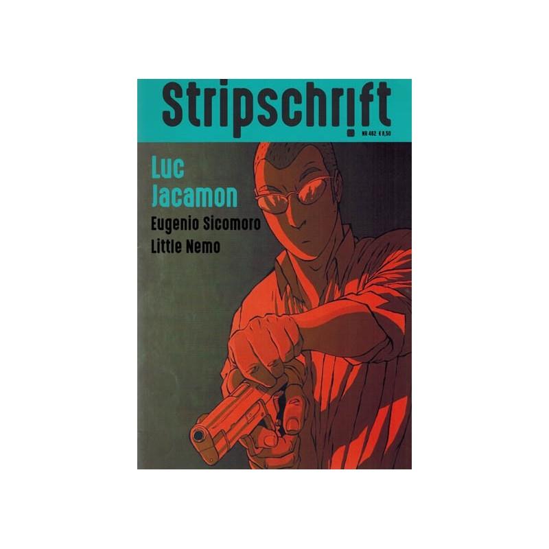 Stripschrift 462 Luc Jacamon, Litte Nemo, Eugenio Sicomoro