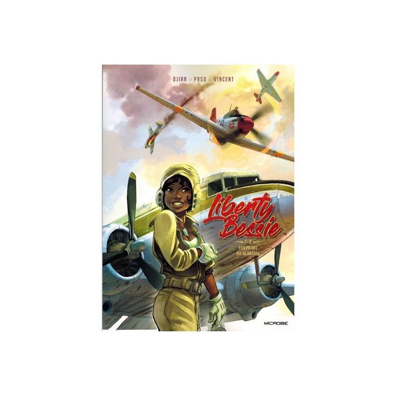 Liberty Bessie 01 Een piloot uit Alabama