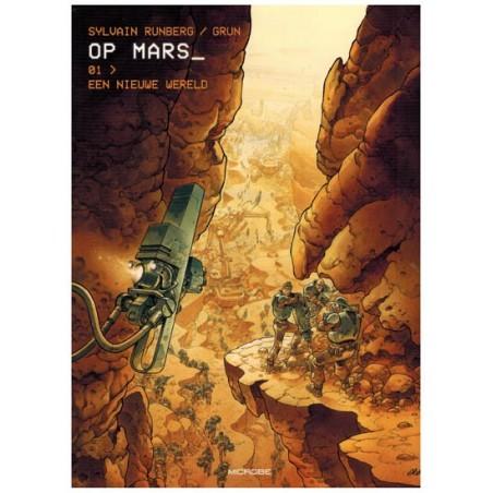 Op Mars 01 Een nieuwe wereld
