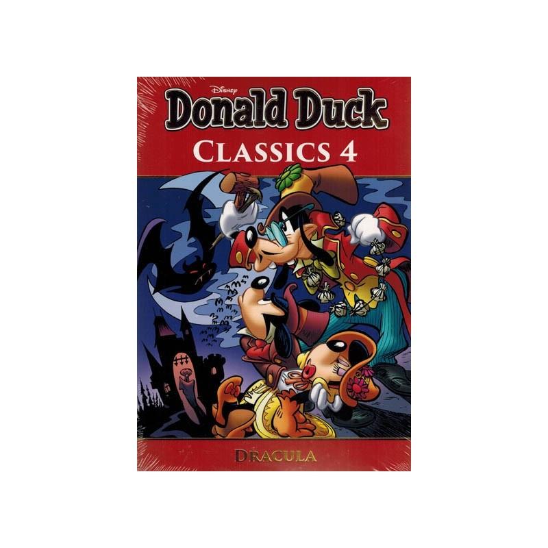 Donald Duck  Classics pocket 04 Dracula