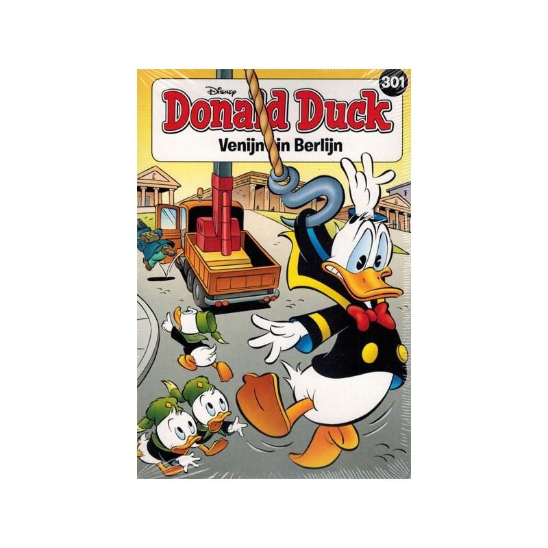 Donald Duck  pocket 301 Venijn in Berlijn
