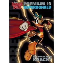 Donald Duck  Premium pocket 19 Superdonald Een ongekende kracht