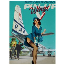 Pin up wings 05 HC