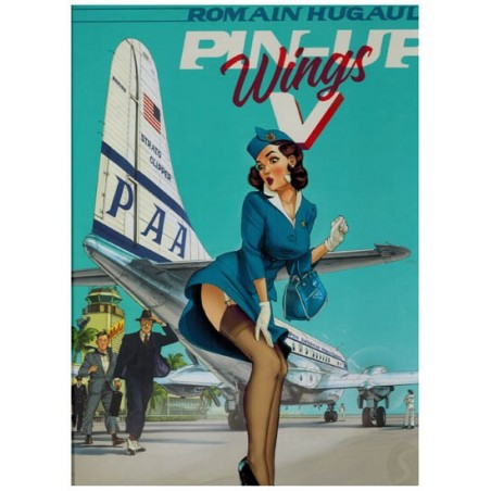 Pin-up wings 05 HC