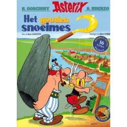 Asterix  Dossiereditie 02 Het gouden snoeimes (met extra katern)