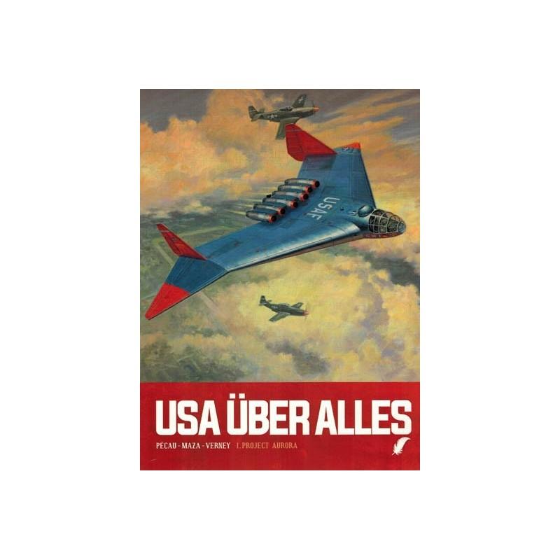 USA Uber alles set deel 1 t/m 3