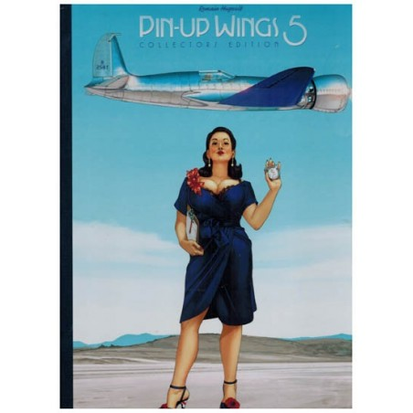 Pin up wings 05 collectors edition HC