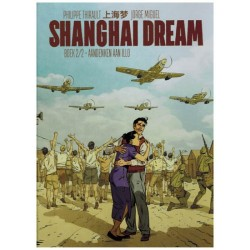 Shanghai dream HC 02 Aandenken in Illo(naar Edward Ryan & Yang Xie)