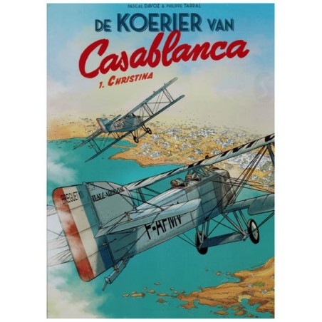 Koerier van Casablanca HC 01 Christina
