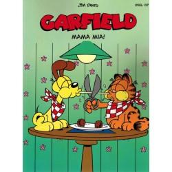 Garfield  album 137 Mama mia!