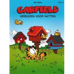 Garfield  album 119 Verboden voor katten