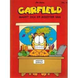Garfield  album 118 Maakt zich meester van
