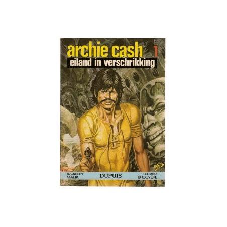Archie Cash setje 1 t/m 15 1e drukken* 1974-1988