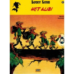 Lucky Luke    59 Het alibi