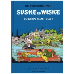 Suske & Wiske   De blauwe reeks integraal HC deel 1