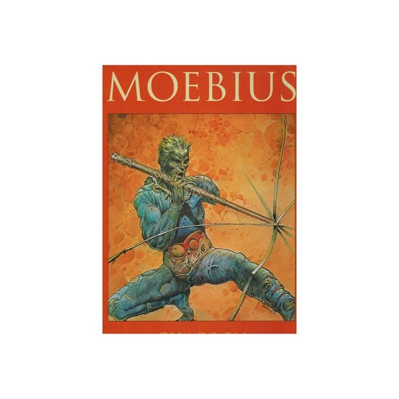 Moebius   collectie 08 Luxe HC Chaos en evenwicht