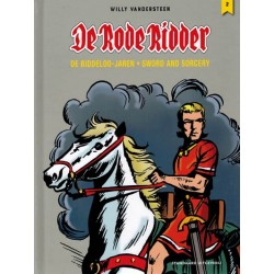 Rode Ridder   integraal II HC 02 De Biddeloo-jaren Sword and sorcery