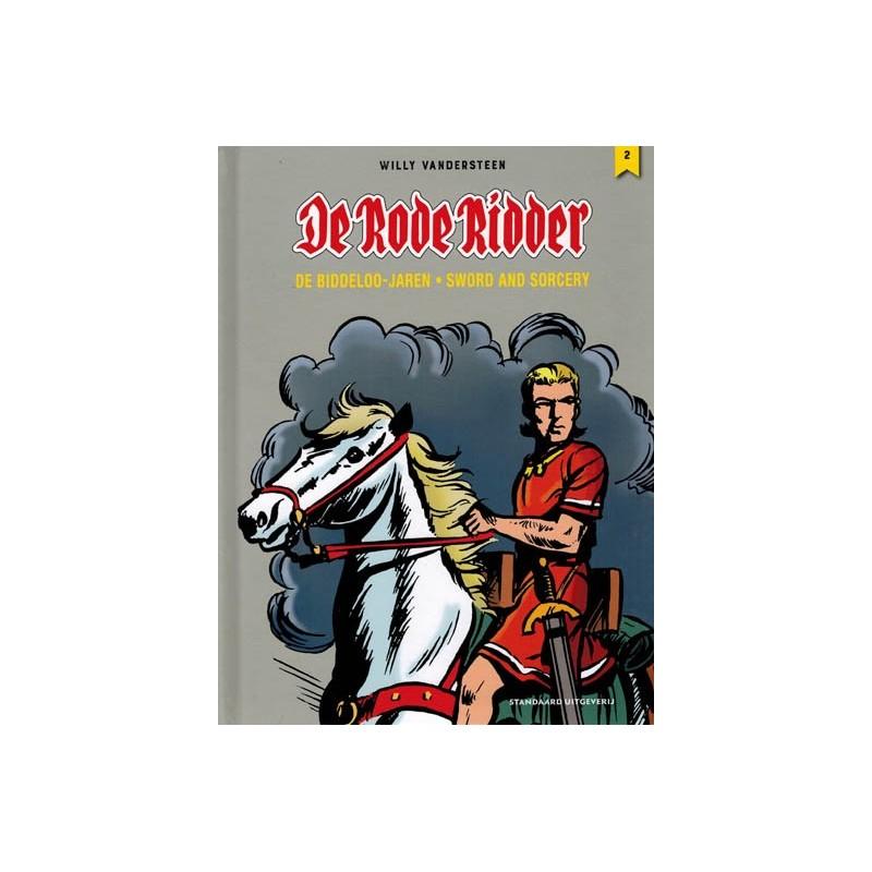Rode Ridder   integraal II HC 02 De Biddeloo-jaren Sword and sorcery