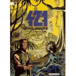421 10<br>De Karlovdrempel<br>1e druk 1992