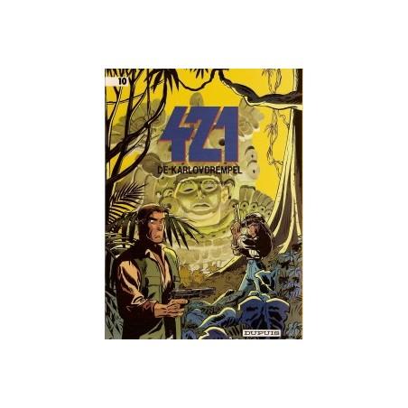 421 10 De Karlovdrempel 1e druk 1992