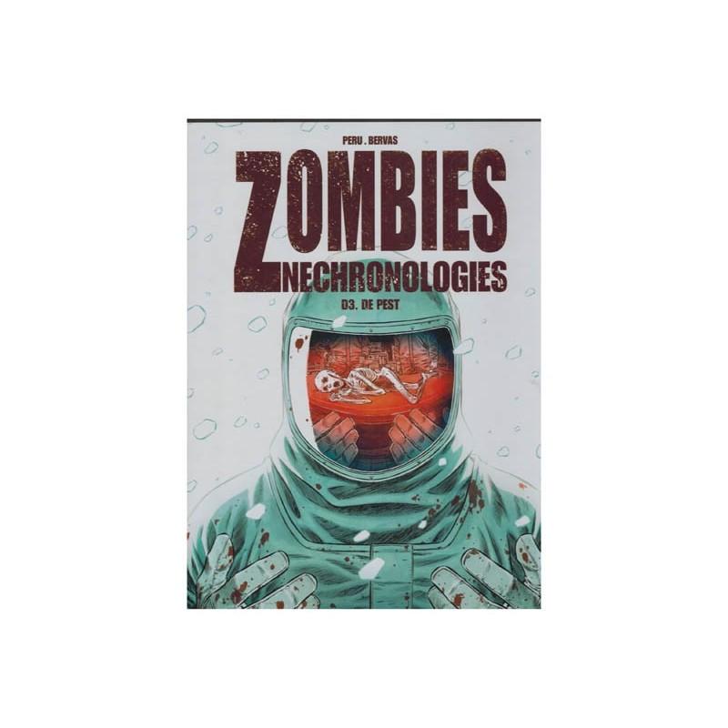 Zombies Necrologies 03 De pest HC