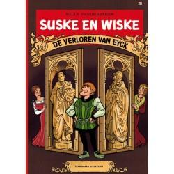 Suske & Wiske  351 De verloren Van Eck (naar Willy Vandersteen)