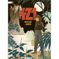 421 08<br>Mistige jaren<br>1e druk 1990