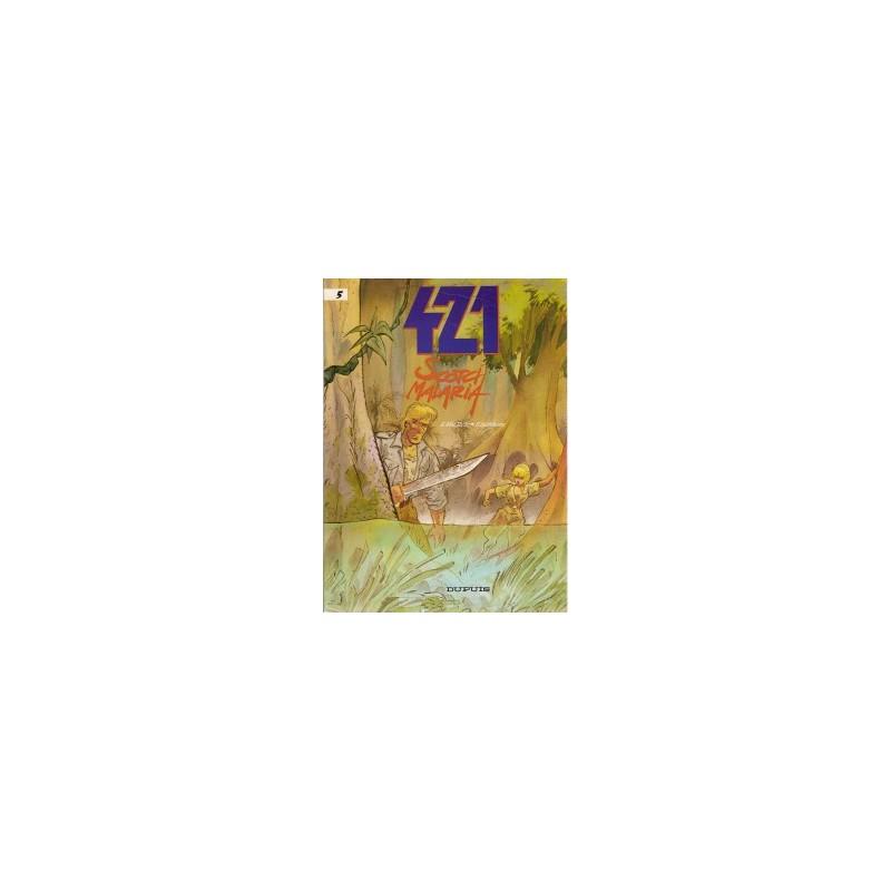 421 05 Scotch malaria 1e druk 1987