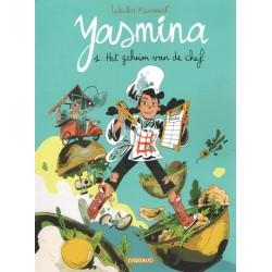 Yasmina & de aardappeleters 01 Het geheim van de chef