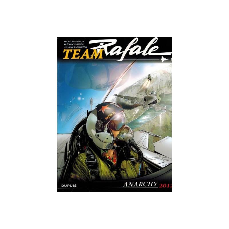 Team Rafale  HC 06 Anarchy 2012