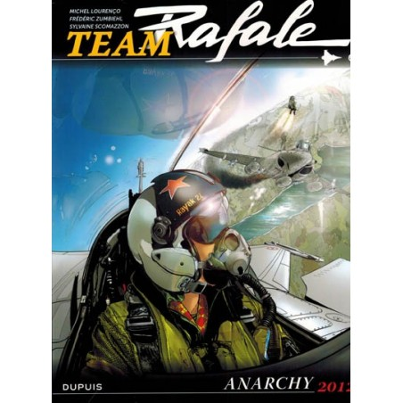 Team Rafale  HC 06 Anarchy 2012