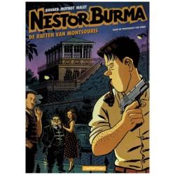 Nestor Burma  14 HC De ratten van Montsouris