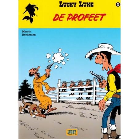 Lucky Luke    71 De profeet